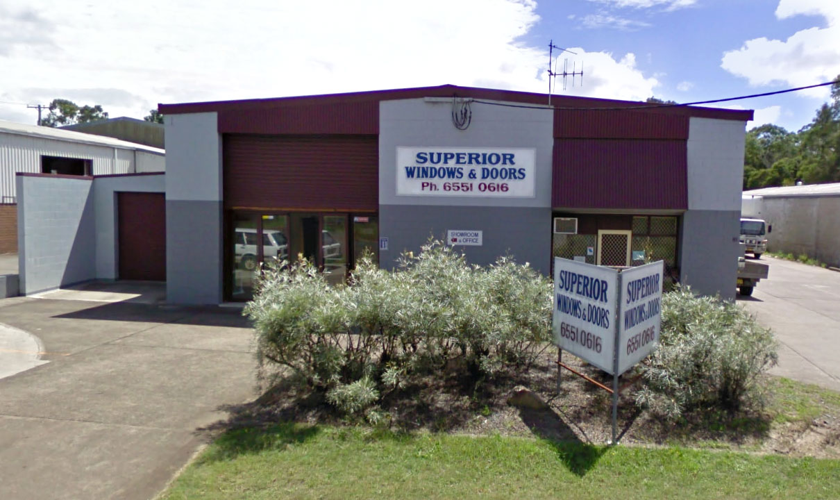 Superior Windows & Doors - 1 Caesia Place (Cnr Greygum Rd), Taree NSW 2430